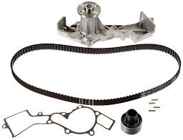 amazon com gates tckwp249 engine timing belt kit with water pump