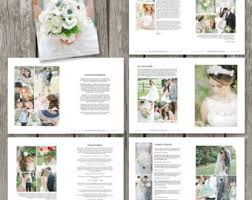 welcome guide template photography magazine 9 pg brochure