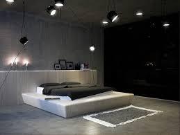 Schlafzimmer Dekorieren Ansprechende Wandgestaltung Schlafzimmer Mit Betonwänden