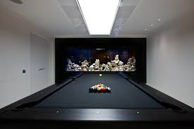Pool Table Ceiling Lights Pool Table Ceiling Lights And Family Room Contemporary With Large