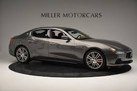 maserati custom 2017 maserati ghibli s q4 stock w410 for sale near greenwich ct