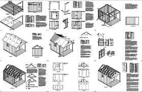 porch blueprints 14 x 10 cabin loft backyard shed with porch blueprints