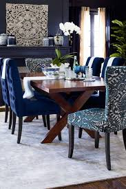 blue dining room chairs best 25 blue dining room furniture ideas