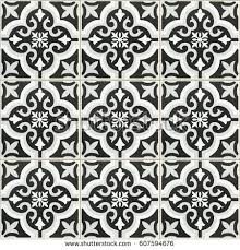 Design Black And White Contemporary Black And White Tile Texture On Inspiration Decorating