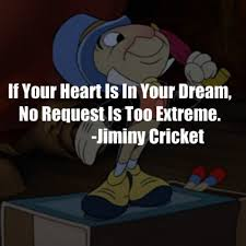 Jiminy Cricket Meme - good quotes life sayings jiminy cricket quotes pinterest