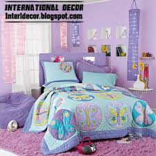 Girls Bedding Purple by Modern Girls Bedroom Ideas With Stylish Girls Bedding Models Colors
