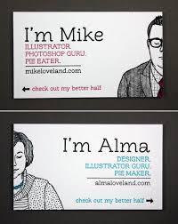 template kartu nama makanan 14 desain kartu nama ini patut kamu contoh kalau mau dicap anak muda