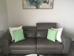 electric recliner chair in oak flats 2529 nsw sofas gumtree