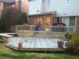 Decorating Decks And Patios Patio Ideas Backyard Deck Ideas Photos Decorating Wood Decks