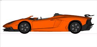 lamborghini front png lamborghini aventador j 2012 smcars net car blueprints forum