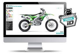motocross dekore selbst konfigurieren backyard design