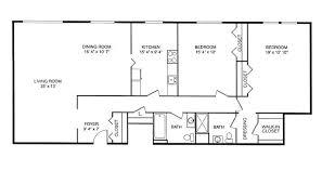 floor plan two bedroom house 1 bedroom 2 bath house plans the best 2 bedroom house plans ideas