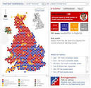 5 great mapping apps to help you track the UK General Election