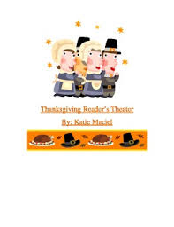 the thanksgiving readers theater teaching resources