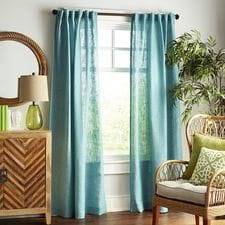 Rust Colored Curtains Curtains Window Treatments Drapes U0026 Curtain Panels Pier 1 Imports