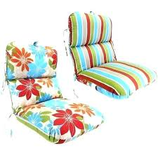 Patio Chair Cushions Sale Outdoor Rocking Chair Cushions Walmart Patio Lounge Chair Cushions