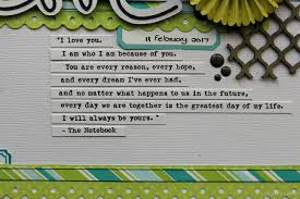 everyday quote from the notebook my life perfectly imperfect i love you csi 228 stuck sketches