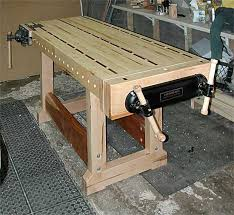 Building Woodworking Bench Wood Work