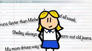 what are adverbs definition u0026 examples video u0026 lesson