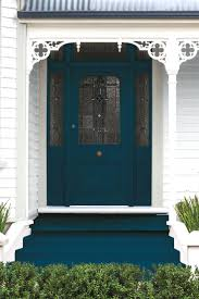 front doors mesmerizing blue green front door for home