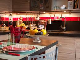 cuisine noir et rouge en rouge et noir u2026 delphine guyart