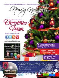 the newsy neighbour december issue 74 christmas by the newsy