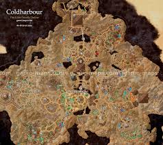 The Rift Ce Treasure Map Eso Coldharbour Map My Blog