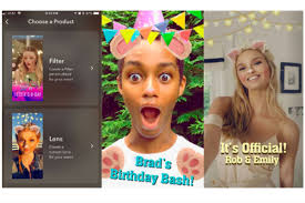 snapchat app for android you can now create your own custom lenses on snapchat the verge