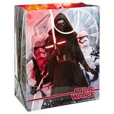 wars gift bags wars the awakens large gift bag 13 gift bags