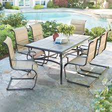 6 Piece Patio Set by Hampton Bay 6 Piece Patio Set Home Design