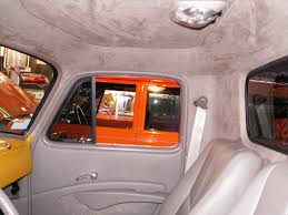 Chevy Truck Interior 1948 Chevrolet Turck Custom Leather Interior