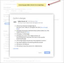 Google Plus Page Vanity Url How To Merge Google Brand Page With A Google Local Page