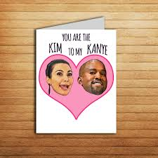 kanye birthday card and kanye west card anniversary card card