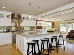 stainless steel kitchen island with seating kitchen design astonishing kitchen island with granite top and