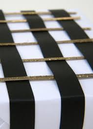 black gift wrap black gold ikat ecoluxury designer decorative handmade gift black
