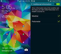 samsung galaxy s5 lock screen apk how to customize lock screen on galaxy s5 aw center