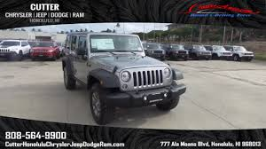 jeep wrangler unlimited 2018 new 2018 jeep wrangler jk unlimited rubicon 4x4 sport utility in