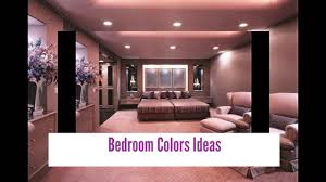 Bedroom Decor Pictures Bedroom Color Ideas YouTube - Bedroom design and color ideas