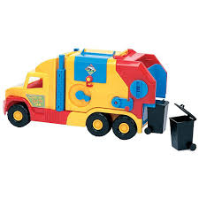 wader garbage truck toys products for