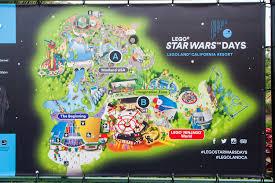 Legoland Map Star Wars Days 2017 At Legoland California U2013 Endorexpress