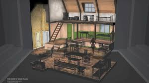 Secret Annex Floor Plan by The Diary Of Anne Frank On Vimeo