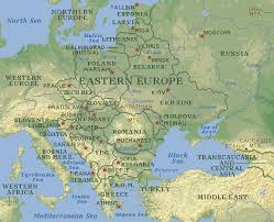map of europe and russia rivers map of eeurope politics of postcommunism russia east central