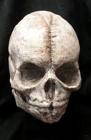 Skeleton Mask Fetus Skull Mask