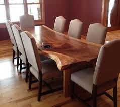 Log Dining Room Table Beautiful Wood Dining Room Table Contemporary