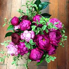 peony arrangement peony arrangement s flower pot