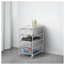 algot frame wire baskets top shelf caster ikea
