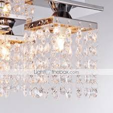 Crystal Flush Mount Ceiling Light Fixture by Ceiling Light Crystal Modern 5 Lights 159495 2017 U2013 51 99