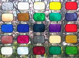 gallery glass class color charts dry color swatches and pattern