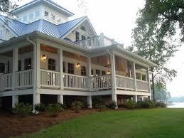 wrap around deck plans wrap around porch house plans gambrel roof farmhouseth home design