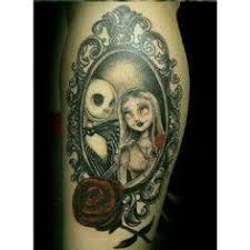 tattoo nightmares los angeles california jack sally nightmare before christmas tattoo tattoos